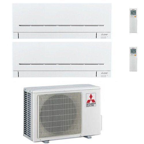 Instaclima Aire Acondicionado 2x1 Mitsubishi Eléctric MXZ-2D42VA+ MSZ-SF20-20VE2