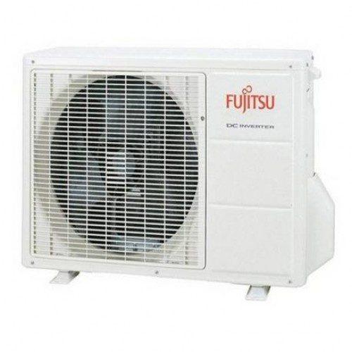 Instaclima Aire Acondicionado Fujitsu 2x1 con externa AOY50Ui-MI2+ ASY 20 MI-LM+ASY 25 MI-LM 2