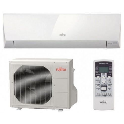Instaclima Aire Acondicionado Fujitsu ASY 35 UI LLCE