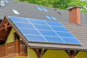 Calefacción solar de bajo consumo.