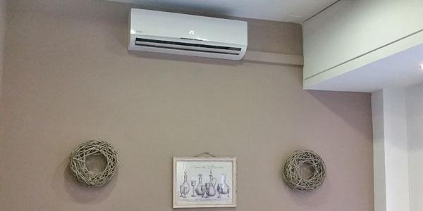 aire acondicionado split por conductos
