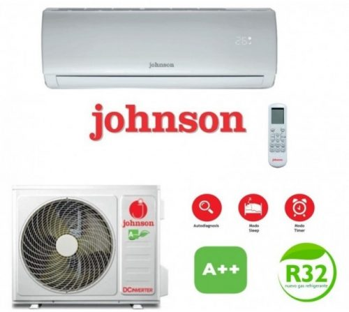 Aire Acondicionado Johnson Essential 52