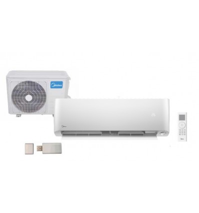 Aire Acondicionado Midea Optimal 35 (12)N8