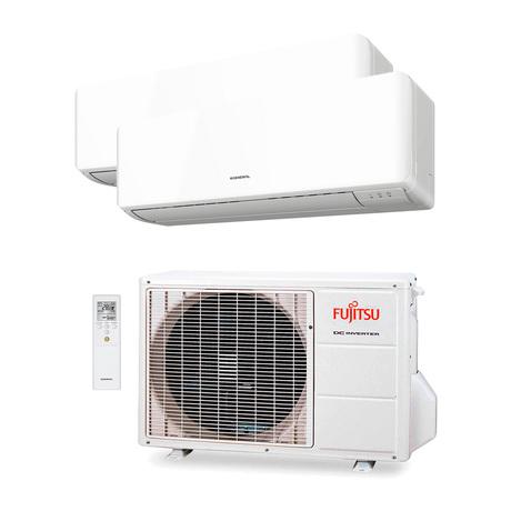 Aire Acondicionado Multisplit 2x1 Fujitsu ASY25U2MI-KM-40