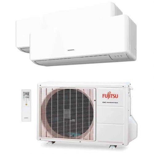 Aire Acondicionado Multisplit 2x1 Fujitsu ASY35U2MIKM-50