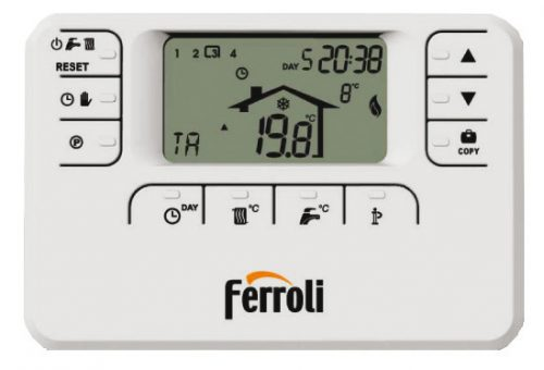 Termostato Ferroli Romeo W RF