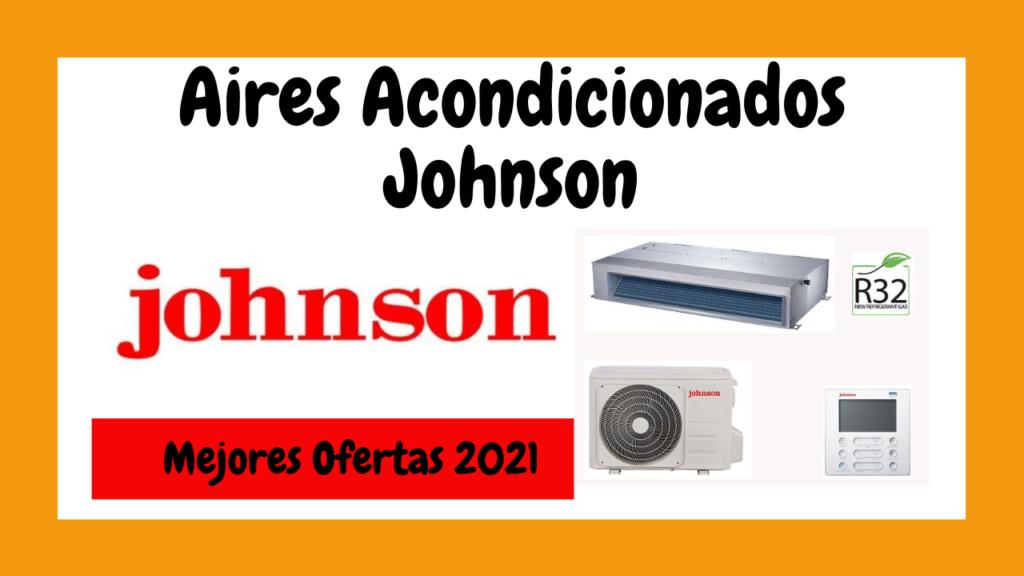 aires acondicionados johnson