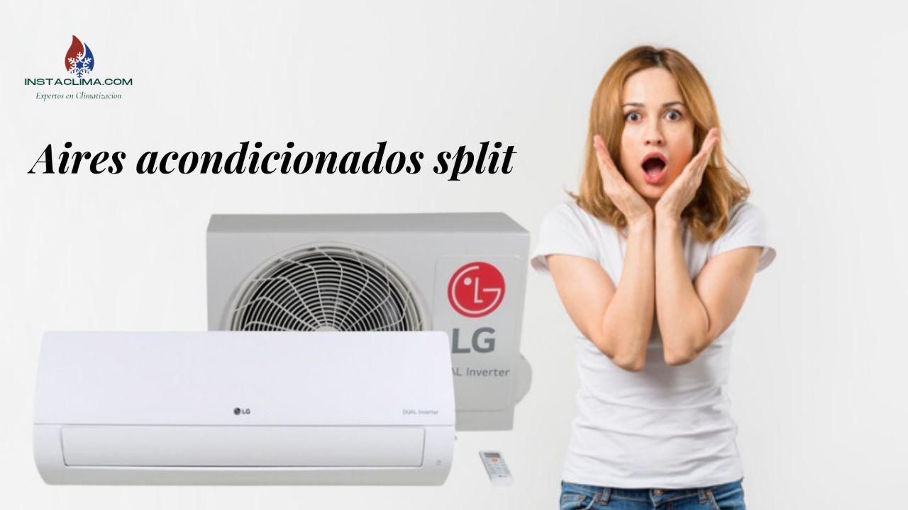 aires acondicionas split
