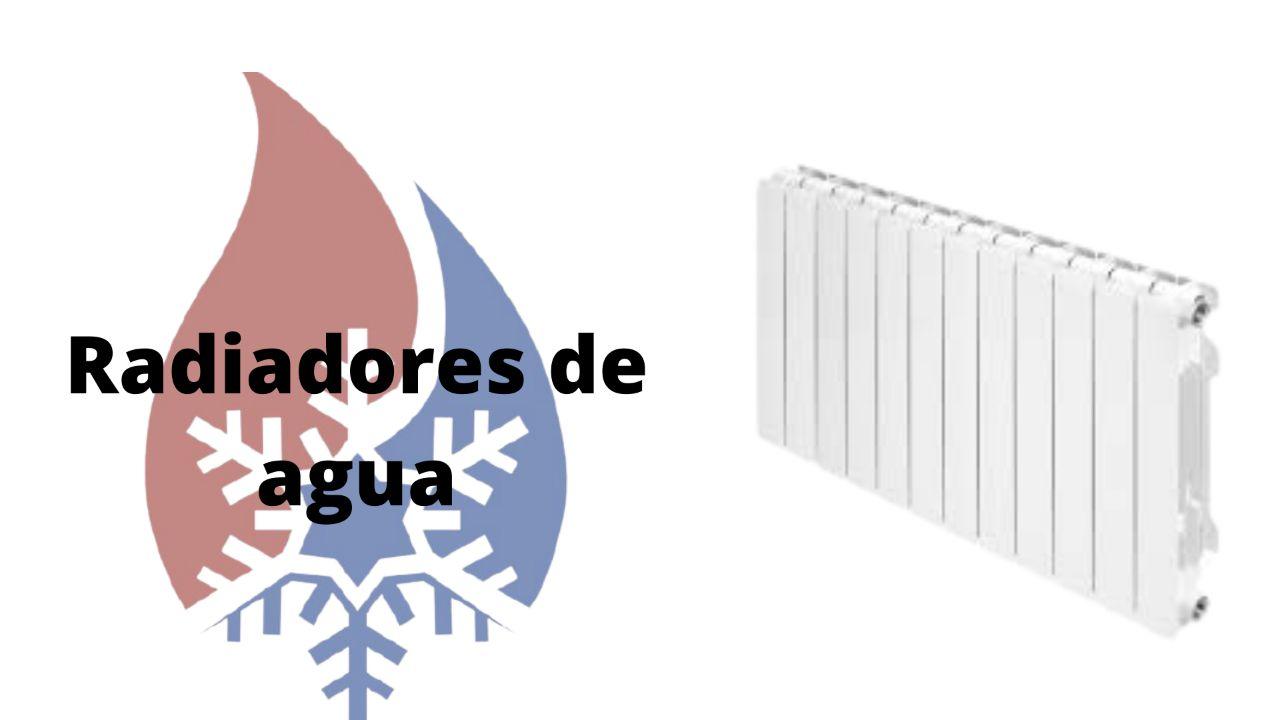 radiadores de agua