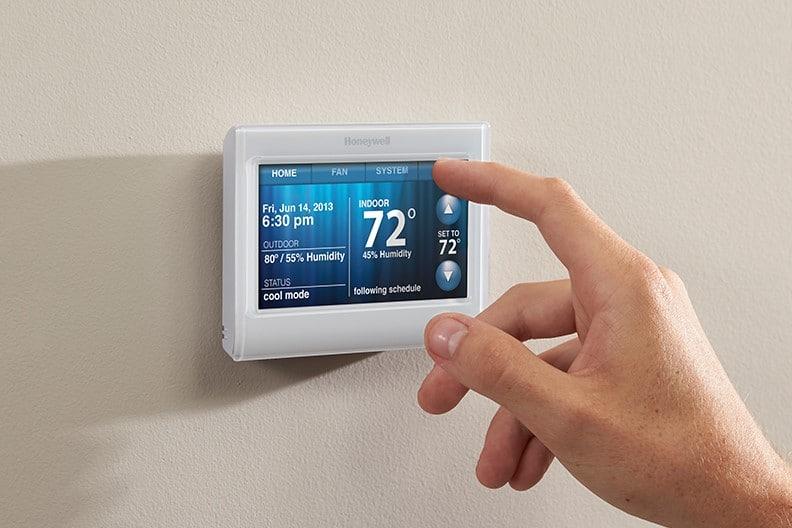 termostato digital